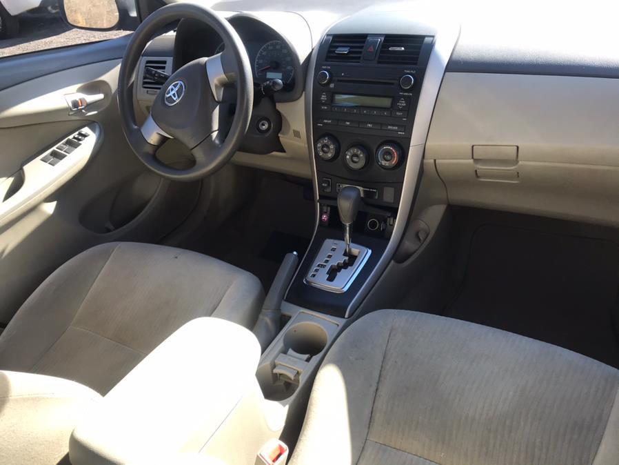Used Toyota Corolla 4dr Sdn Auto LE (Natl) 2010 | Diamond Brite Car Care LLC. New Britain, Connecticut