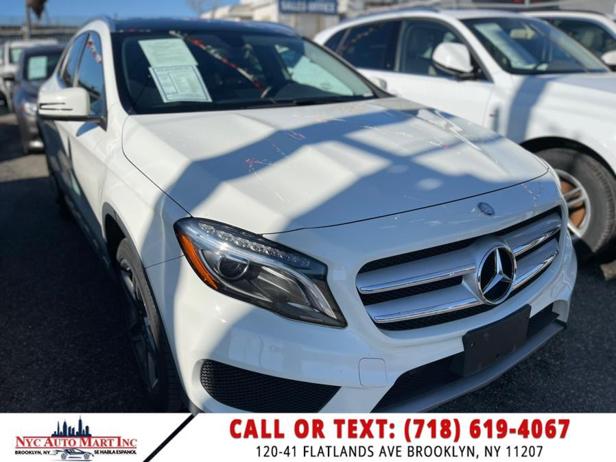 Used 2015 Mercedes-Benz GLA-Class in Brooklyn, New York | NYC Automart Inc. Brooklyn, New York