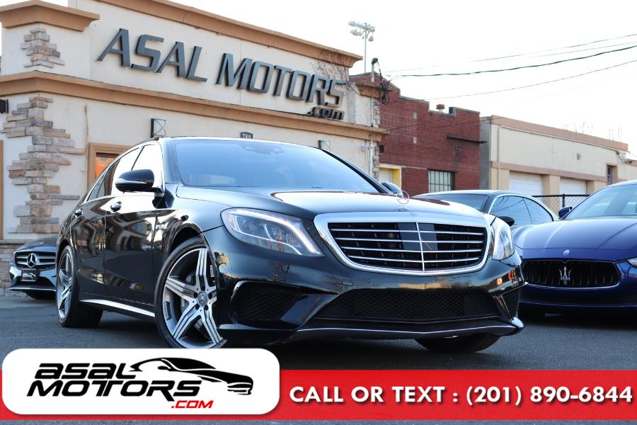 Used Mercedes-Benz S-Class 4dr Sdn S 63 AMG 4MATIC 2014 | Asal Motors. East Rutherford, New Jersey