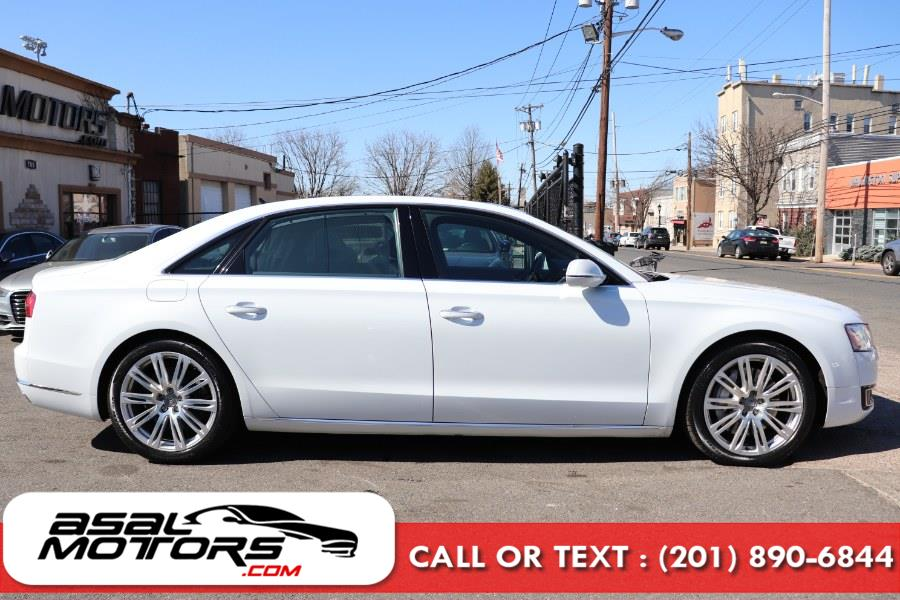 Used Audi A8 L 4dr Sdn 3.0T 2015 | Asal Motors. East Rutherford, New Jersey