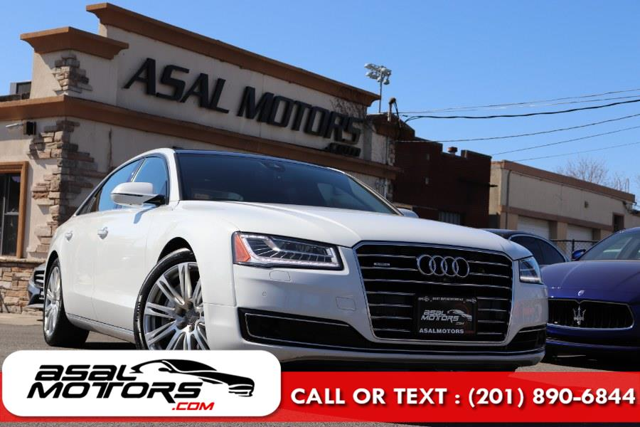 Used 2015 Audi A8 L in East Rutherford, New Jersey | Asal Motors. East Rutherford, New Jersey