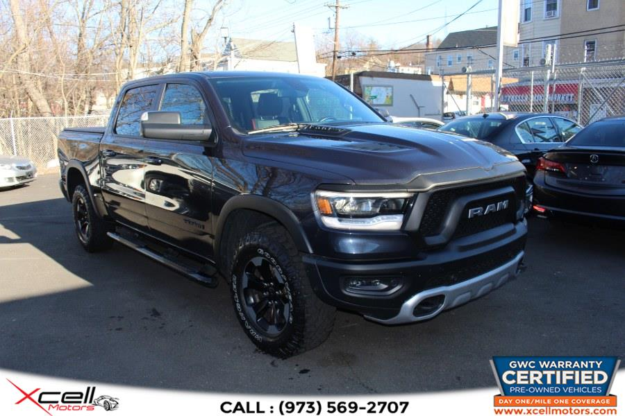 Used 2019 Ram 1500 Rebel 4x4 Crew Cab in Paterson, New Jersey | Xcell Motors LLC. Paterson, New Jersey