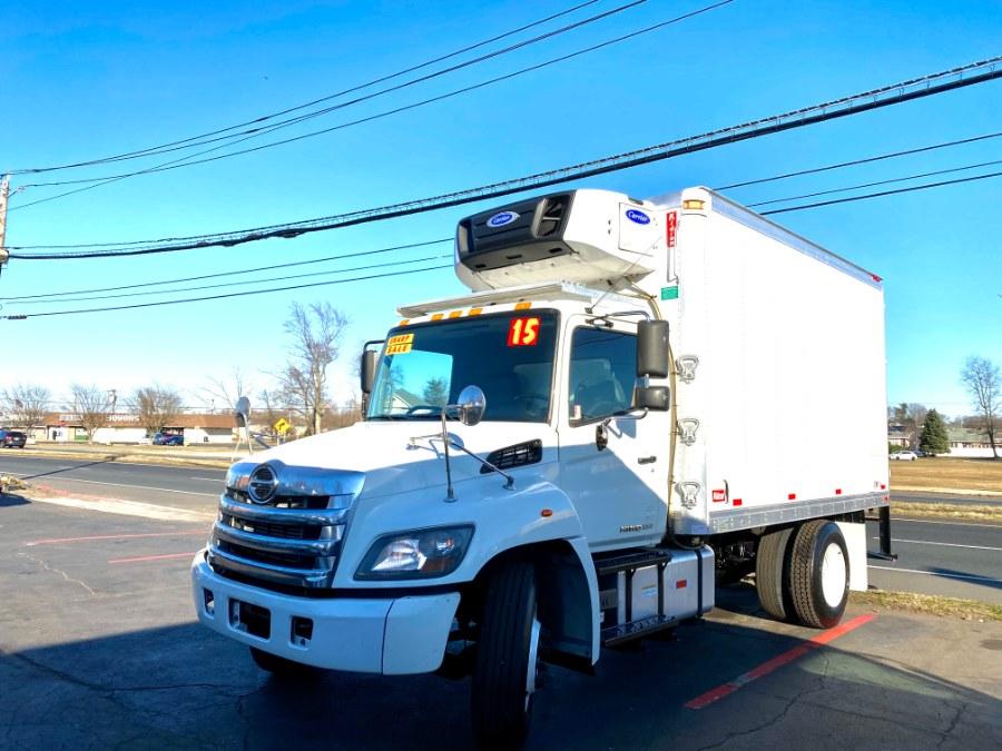 Used 2015 Hino 258/268 in Burlington, New Jersey | Aladdin Truck Sales. Burlington, New Jersey