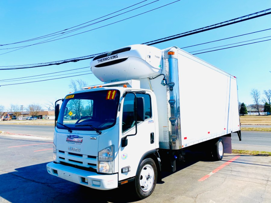 Used 2011 Isuzu Nqr in Burlington, New Jersey   Aladdin Truck Sales. Burlington, New Jersey