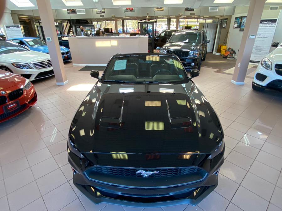 Used Ford Mustang EcoBoost Premium Convertible 2020   Autovanta. Massapequa Park, New York