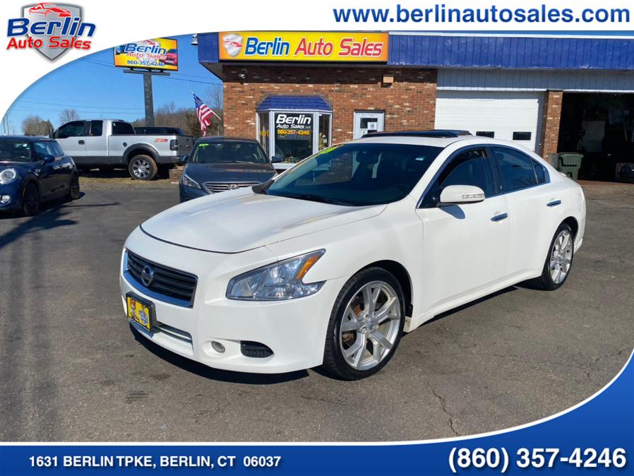 Used 2012 Nissan Maxima in Berlin, Connecticut | Berlin Auto Sales LLC. Berlin, Connecticut