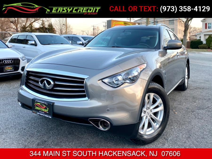 Used 2013 Infiniti FX37 in South Hackensack, New Jersey | Easy Credit of Jersey. South Hackensack, New Jersey