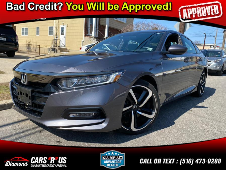 Used 2018 Honda Accord Sedan in Franklin Square, New York | Diamond Cars R Us Inc. Franklin Square, New York