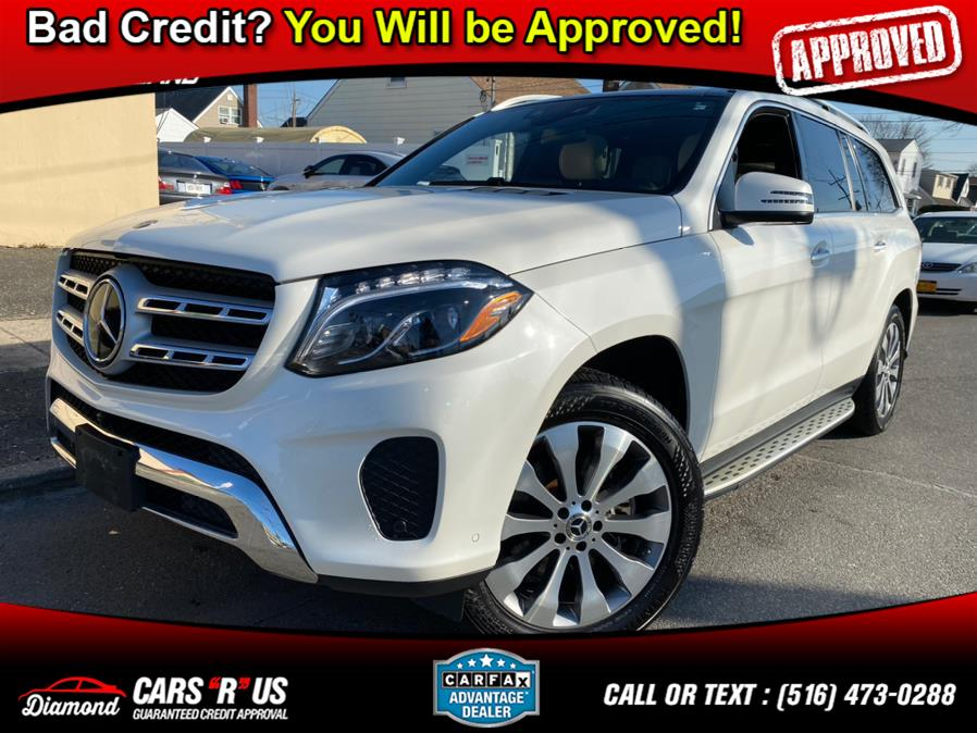 Used 2018 Mercedes-Benz GLS in Franklin Square, New York | Diamond Cars R Us Inc. Franklin Square, New York