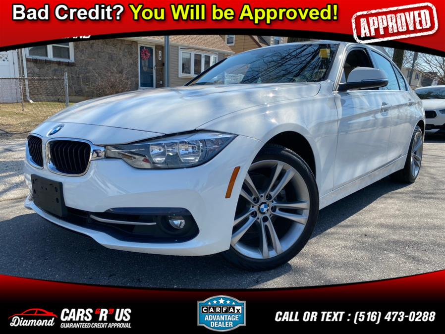 Used 2017 BMW 3 Series Sport Line in Franklin Square, New York | Diamond Cars R Us Inc. Franklin Square, New York