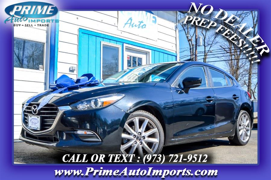 Used 2017 Mazda Mazda3 5-Door in Bloomingdale, New Jersey | Prime Auto Imports. Bloomingdale, New Jersey