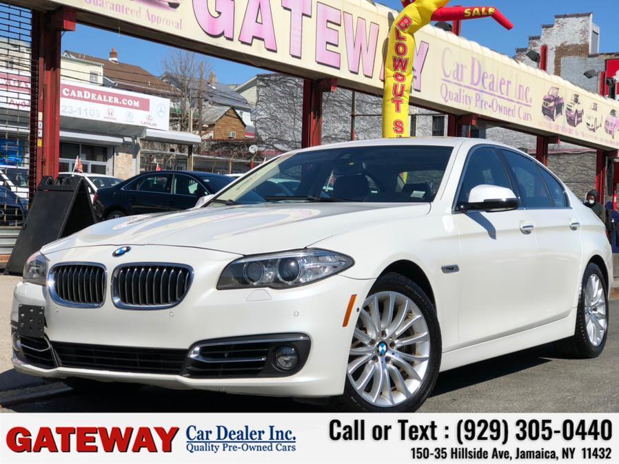 Used BMW 5 Series Sport 4dr Sdn 528i xDrive AWD 2015   Gateway Car Dealer Inc. Jamaica, New York