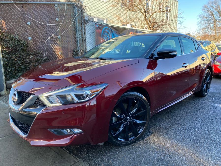 Used 2017 Nissan Maxima in Jamaica, New York | Sunrise Autoland. Jamaica, New York