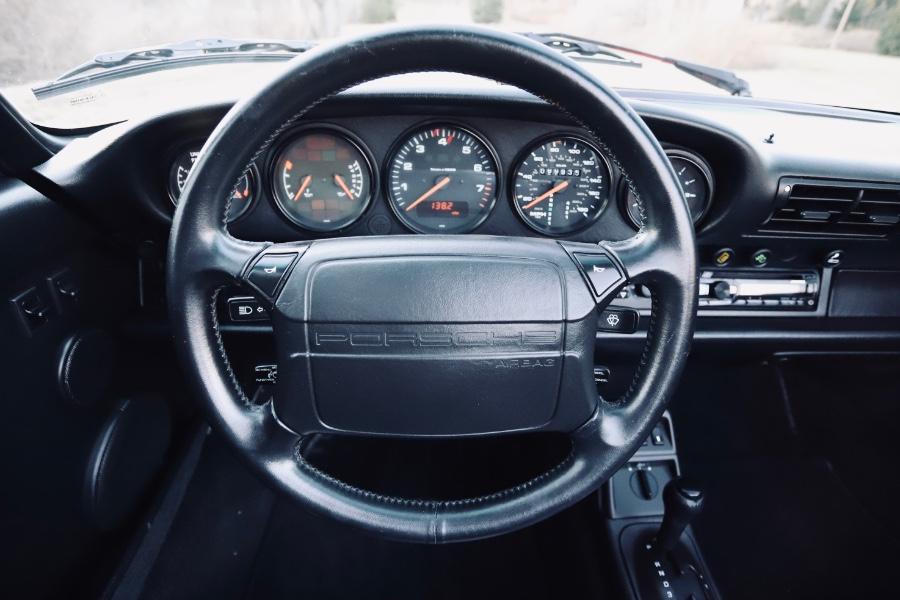 Used Porsche 911 Carrera 2dr Coupe 2 Cabriolet 1990   Meccanic Shop North Inc. North Salem, New York