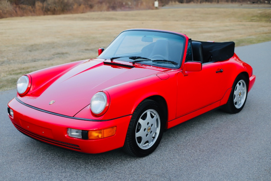 Used 1990 Porsche 911 Carrera in North Salem, New York | Meccanic Shop North Inc. North Salem, New York