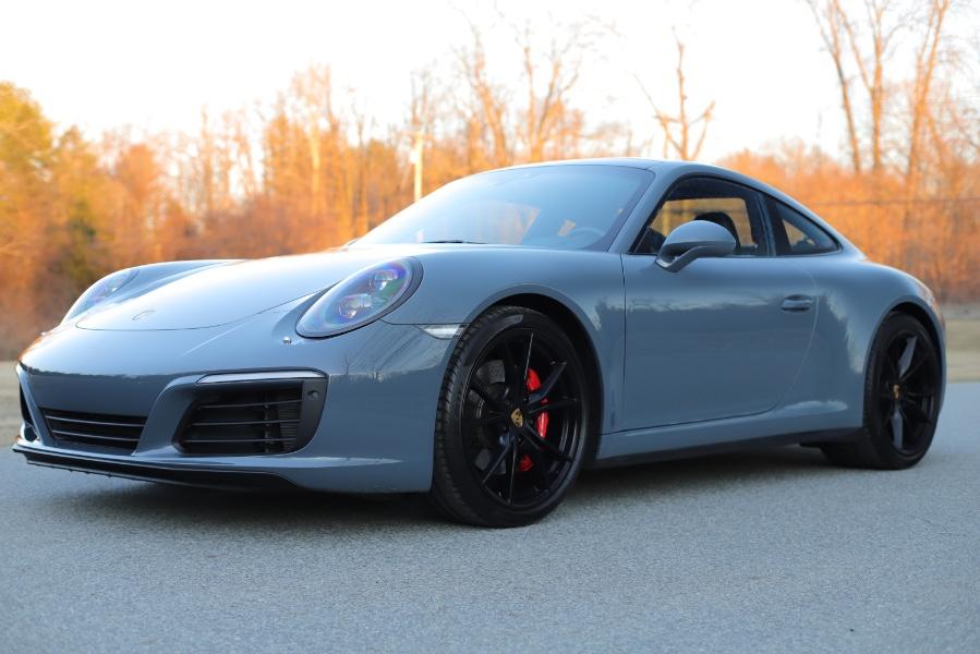 Used Porsche 911 Carrera C4S 2017   Meccanic Shop North Inc. North Salem, New York