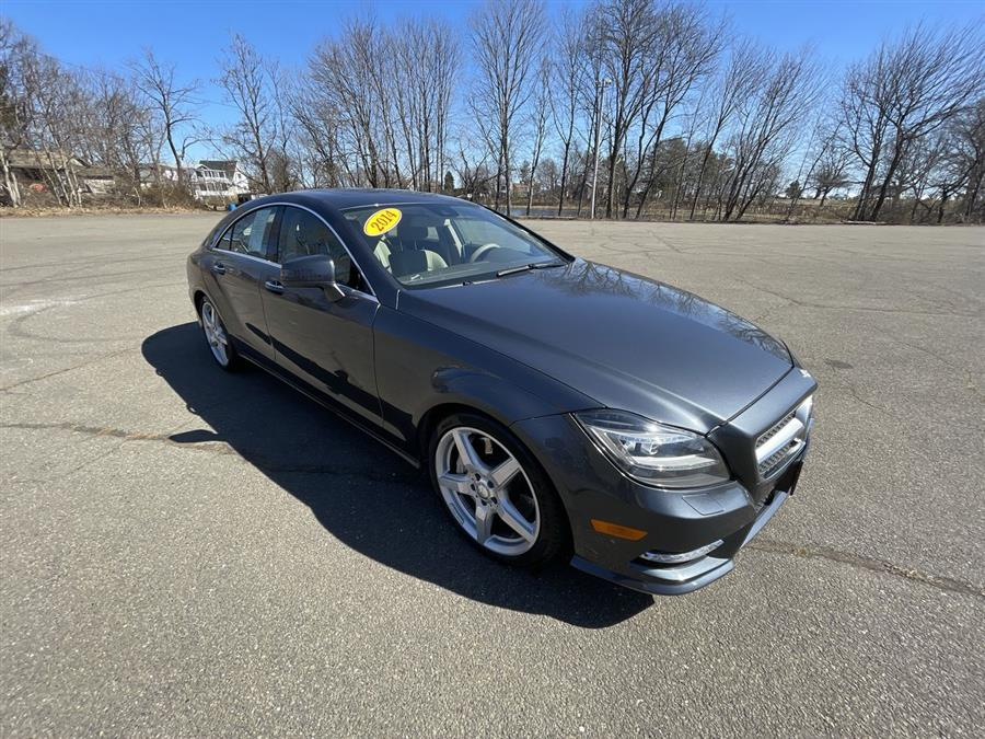 Used 2014 Mercedes-Benz CLS-Class in Stratford, Connecticut | Wiz Leasing Inc. Stratford, Connecticut