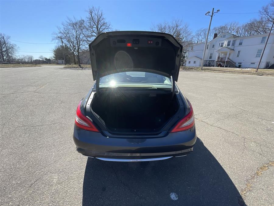 Used Mercedes-Benz CLS-Class 4dr Sdn CLS550 4MATIC 2014 | Wiz Leasing Inc. Stratford, Connecticut