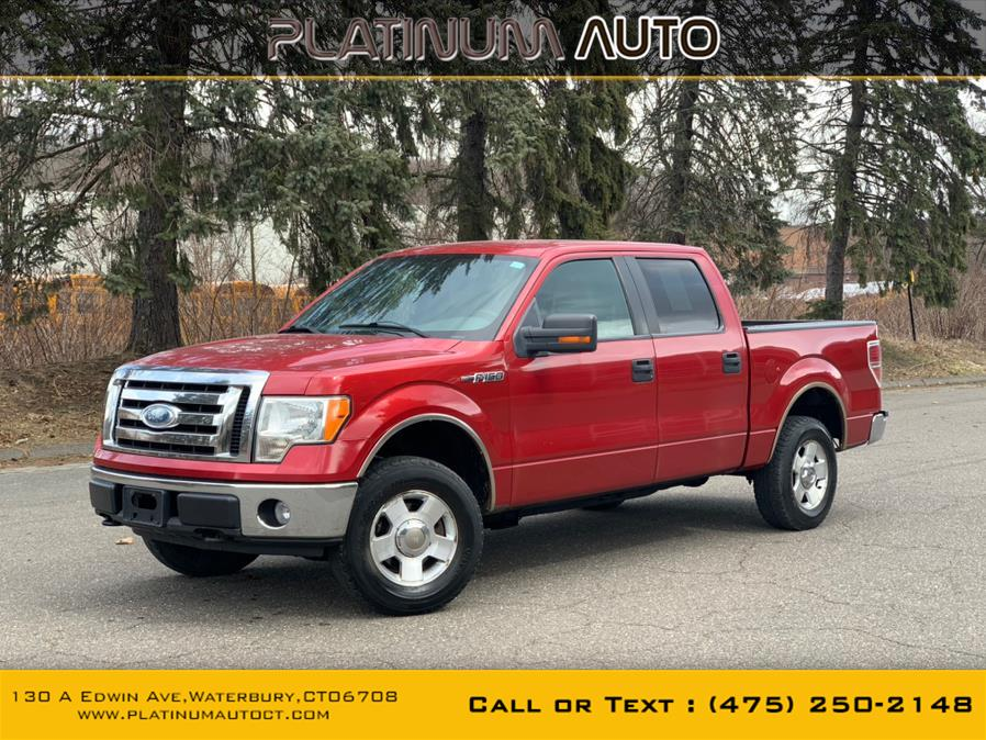 Used 2009 Ford F-150 in Waterbury, Connecticut | Platinum Auto Care. Waterbury, Connecticut