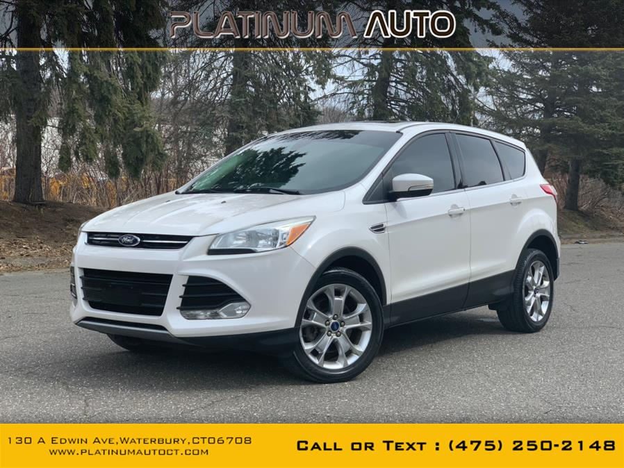 Used 2013 Ford Escape in Waterbury, Connecticut | Platinum Auto Care. Waterbury, Connecticut