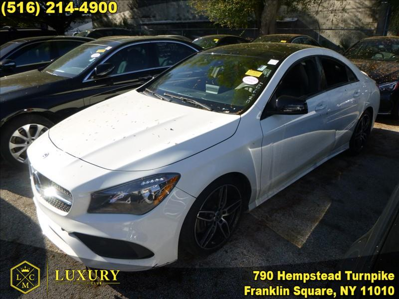 Used 2018 Mercedes-Benz CLA in Franklin Square, New York | Luxury Motor Club. Franklin Square, New York