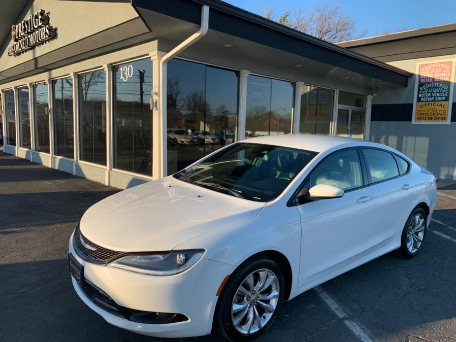 Used 2015 Chrysler 200 in New Windsor, New York | Prestige Pre-Owned Motors Inc. New Windsor, New York