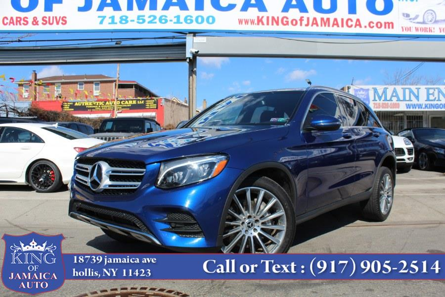 Used Mercedes-Benz GLC GLC 300 4MATIC SUV 2018 | King of Jamaica Auto Inc. Hollis, New York