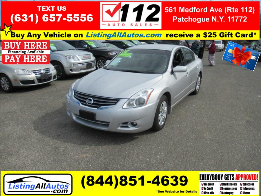 Used 2012 Nissan Altima in Patchogue, New York | www.ListingAllAutos.com. Patchogue, New York