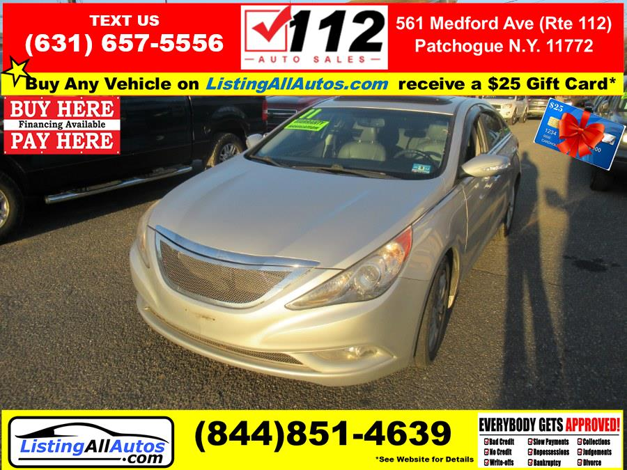 Used 2011 Hyundai Sonata in Patchogue, New York | www.ListingAllAutos.com. Patchogue, New York