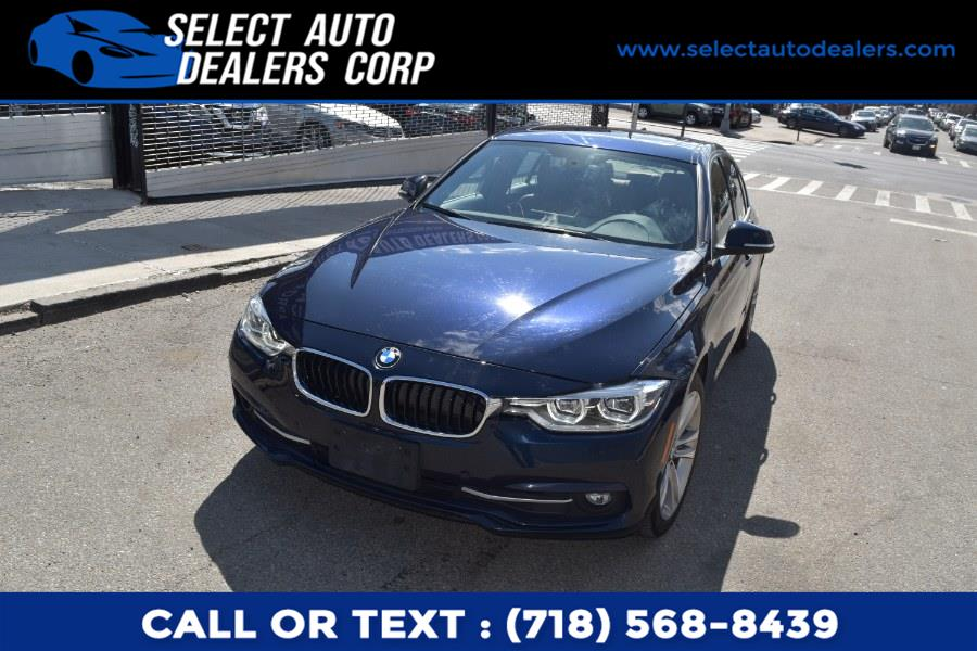Used BMW 3 Series 330i xDrive Sedan 2017   Select Auto Dealers Corp. Brooklyn, New York