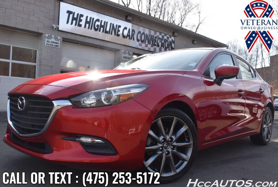 Used 2018 Mazda Mazda3 4-Door in Waterbury, Connecticut | Highline Car Connection. Waterbury, Connecticut