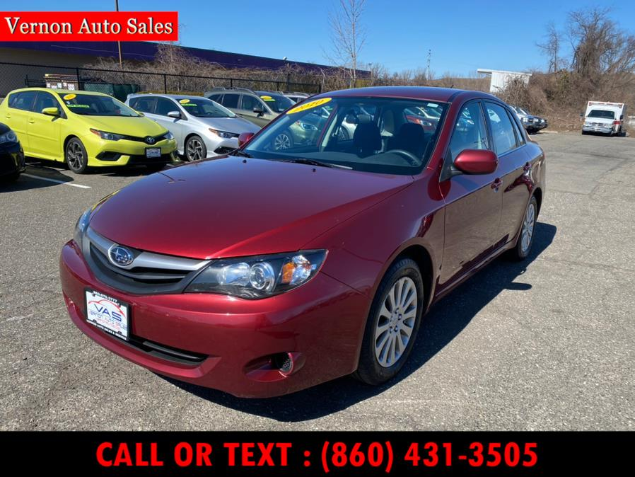 Used 2010 Subaru Impreza Sedan in Manchester, Connecticut | Vernon Auto Sale & Service. Manchester, Connecticut