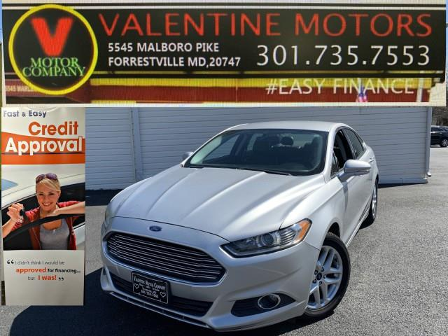 Used 2014 Ford Fusion in Forestville, Maryland | Valentine Motor Company. Forestville, Maryland