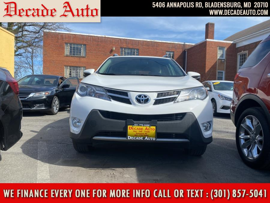Used 2015 Toyota RAV4 in Bladensburg, Maryland | Decade Auto. Bladensburg, Maryland