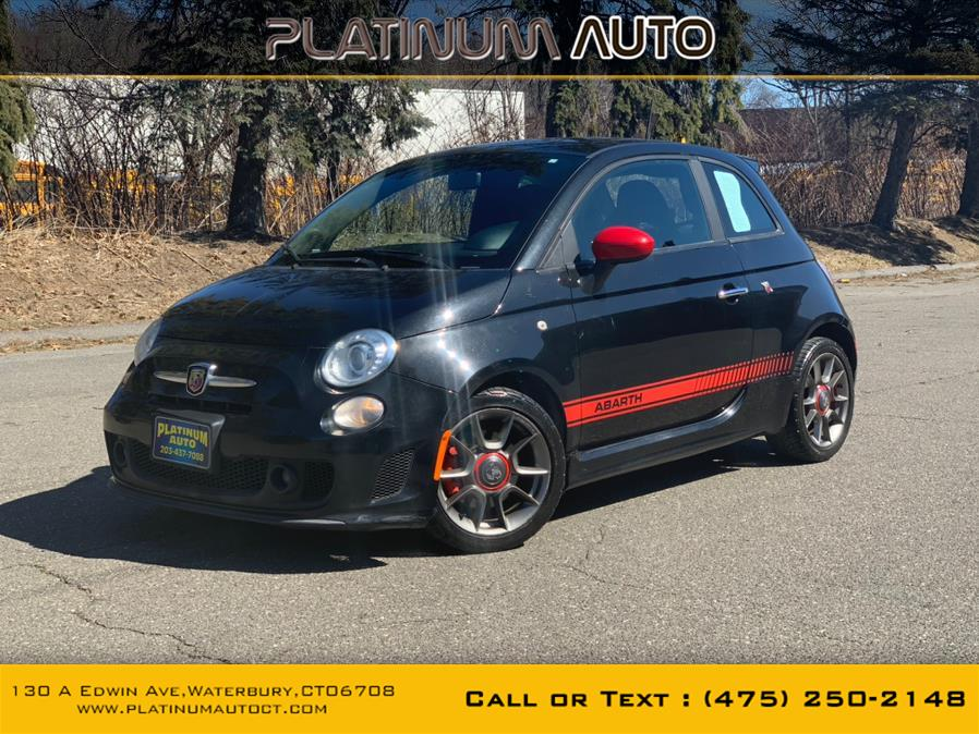 Used 2012 FIAT 500 in Waterbury, Connecticut | Platinum Auto Care. Waterbury, Connecticut