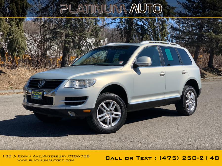 Used 2008 Volkswagen Touareg 2 in Waterbury, Connecticut | Platinum Auto Care. Waterbury, Connecticut