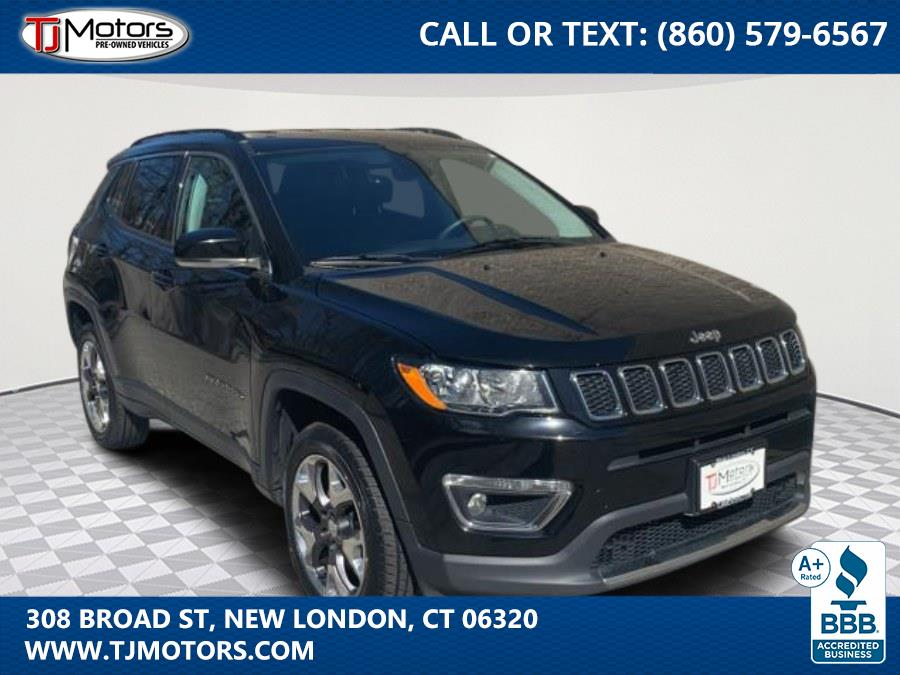 Used 2018 Jeep Compass in New London, Connecticut | TJ Motors. New London, Connecticut