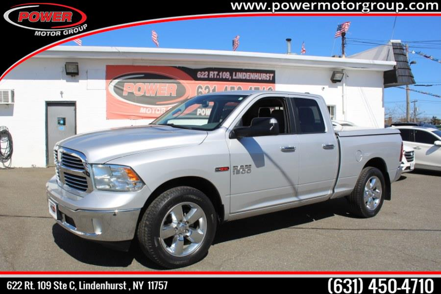 Used 2015 Ram 1500- BIG HORN in Lindenhurst , New York | Power Motor Group. Lindenhurst , New York
