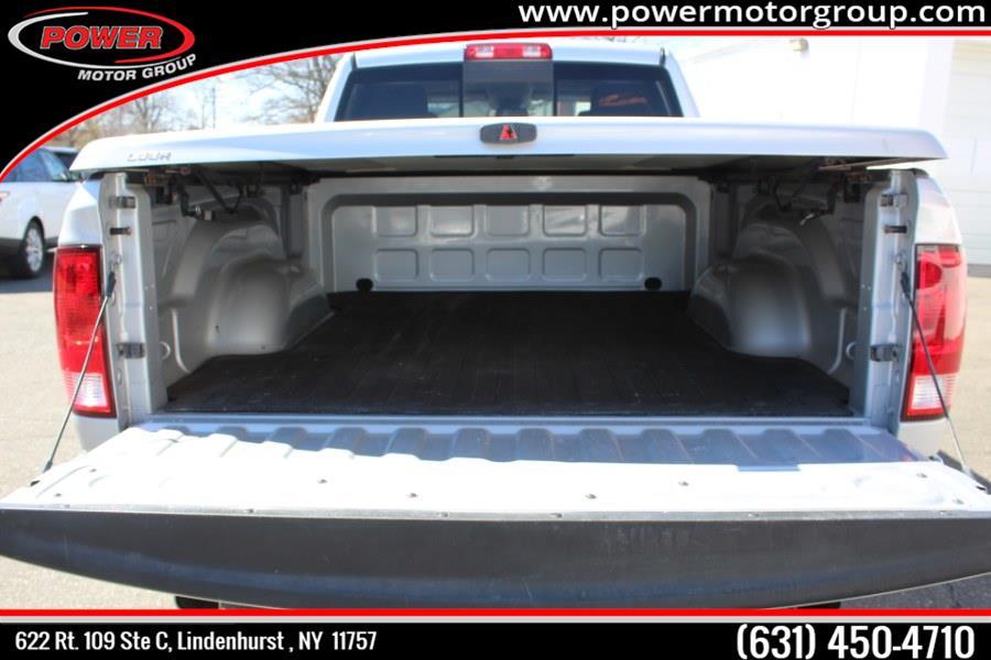 "Used Ram 1500- BIG HORN 4WD Quad Cab 140.5"" Big Horn 2015 | Power Motor Group. Lindenhurst , New York"