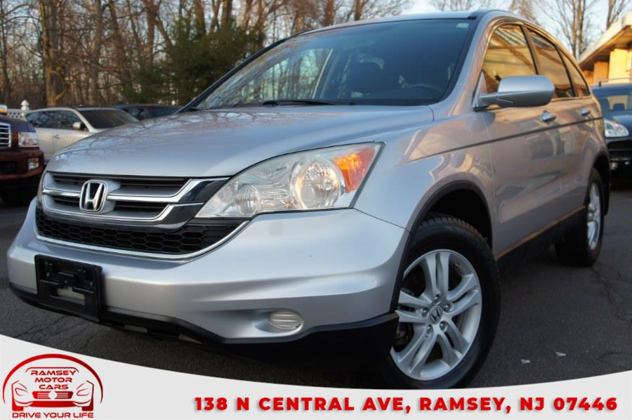 Used Honda CR-V 4WD 5dr EX-L 2010 | Ramsey Motor Cars Inc. Ramsey, New Jersey