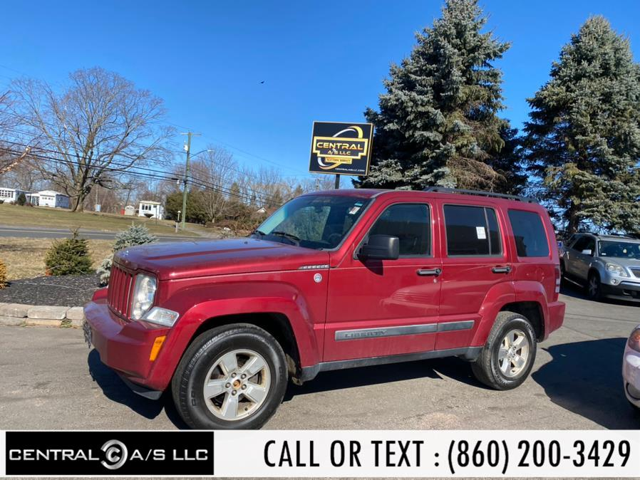 Used Jeep Liberty 4WD 4dr Sport 2012 | Central A/S LLC. East Windsor, Connecticut
