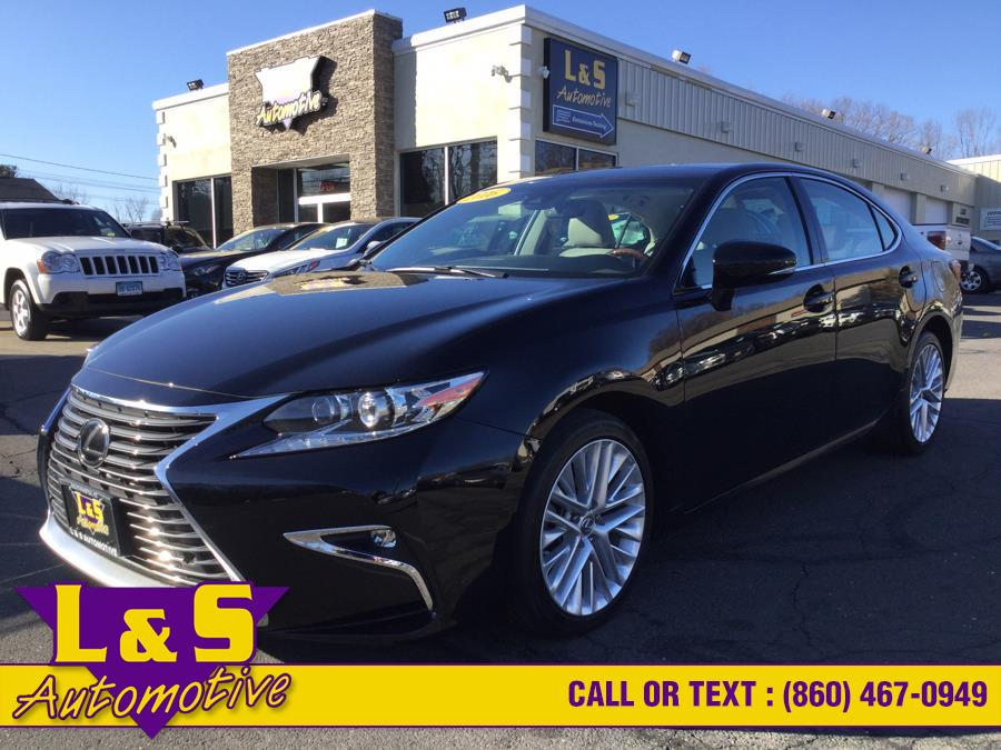 Used 2016 Lexus ES 350 in Plantsville, Connecticut | L&S Automotive LLC. Plantsville, Connecticut