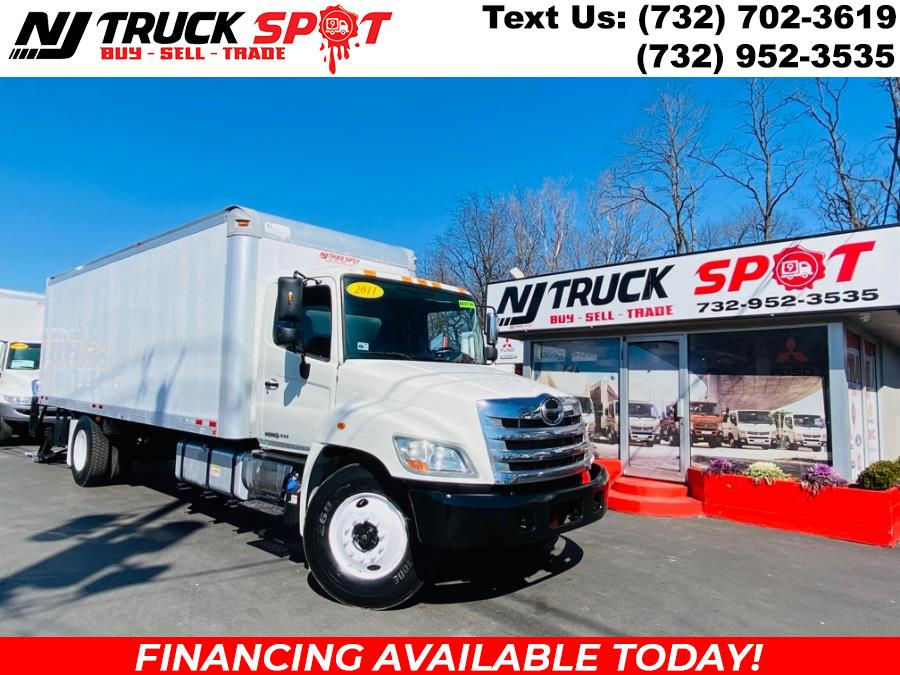 Used 2011 HINO 338A in South Amboy, New Jersey   NJ Truck Spot. South Amboy, New Jersey