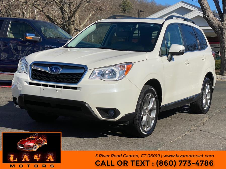 Used 2016 Subaru Forester in Canton, Connecticut | Lava Motors. Canton, Connecticut