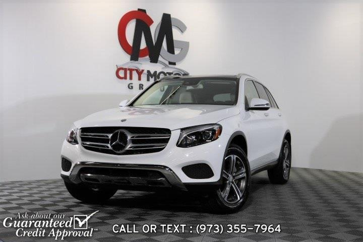 Used 2016 Mercedes-benz Glc in Haskell, New Jersey | City Motor Group Inc.. Haskell, New Jersey