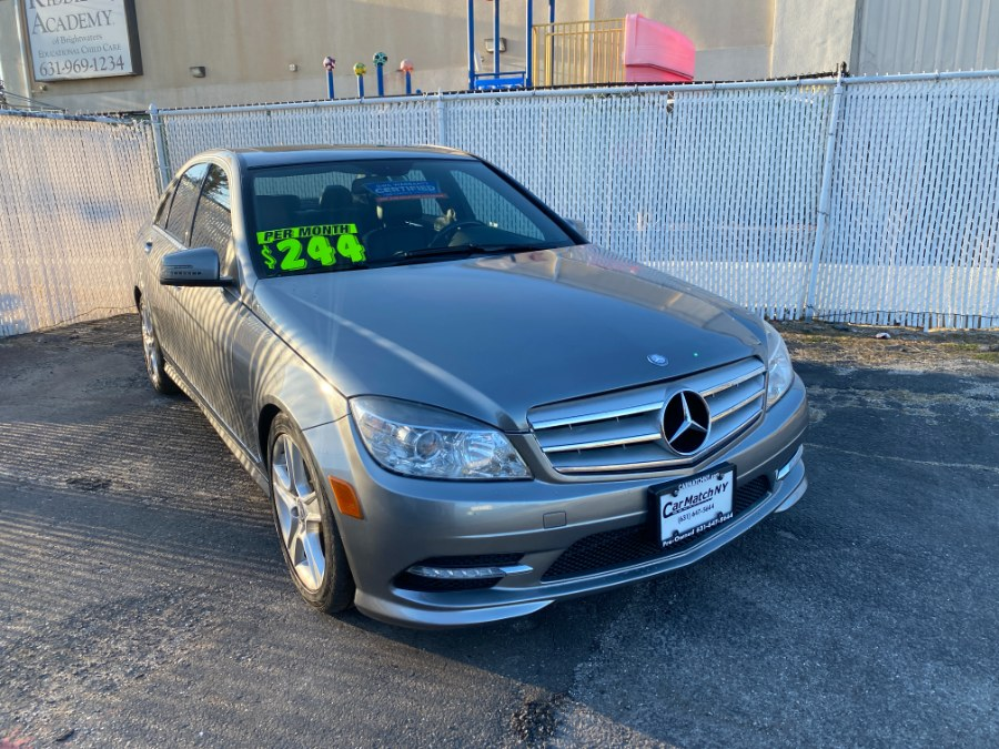 Used Mercedes-Benz C-Class 4dr Sdn C300 Sport 4MATIC 2011 | Carmatch NY. Bayshore, New York