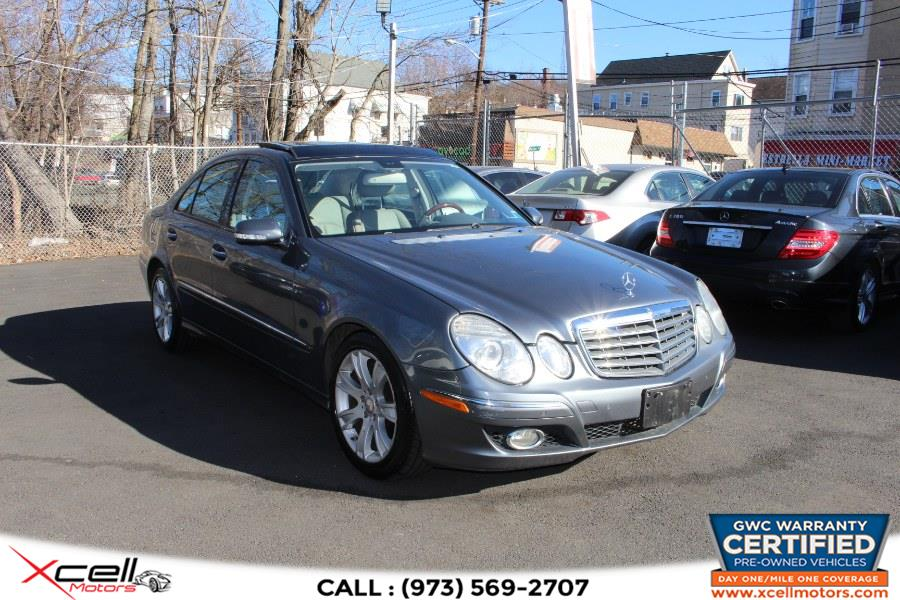 Used 2009 Mercedes-Benz E-Class in Paterson, New Jersey | Xcell Motors LLC. Paterson, New Jersey