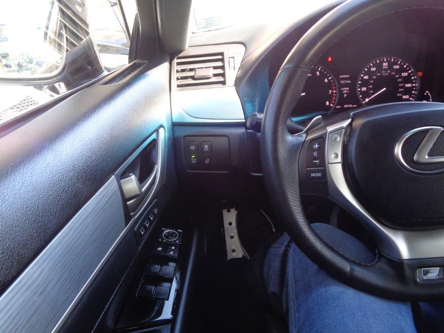 Used Lexus GS350 AWD F Sport 2015 | Top Speed Motors LLC. Jamaica, New York