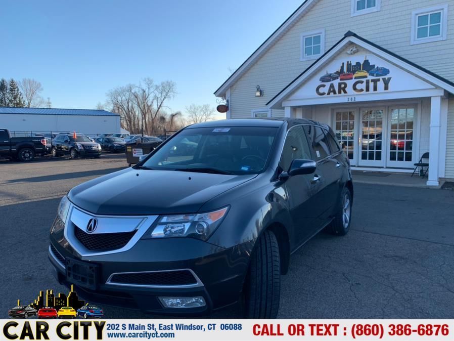 Used Acura MDX AWD 4dr 2013 | Car City LLC. East Windsor, Connecticut