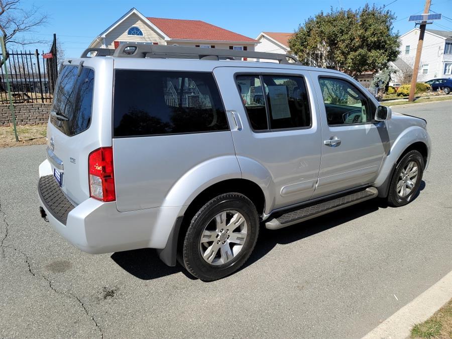 Used Nissan Pathfinder 4WD 4dr V6 SE 2010 | Daytona Auto Sales. Little Ferry, New Jersey